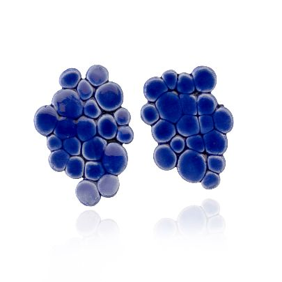 Picture of lizoli cluster earrings