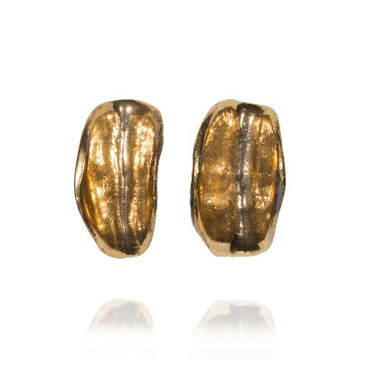 Picture of banafsheh saberi curve earrings