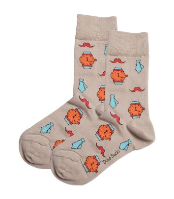 Picture of clock socks