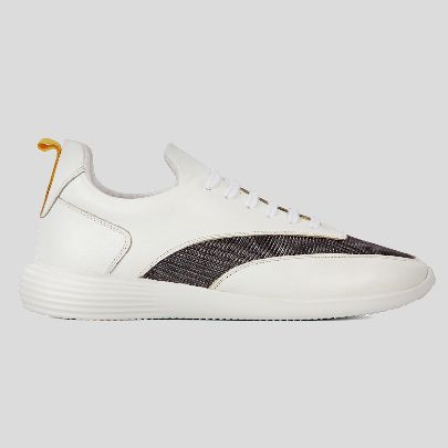 Picture of veda white grey sneakers