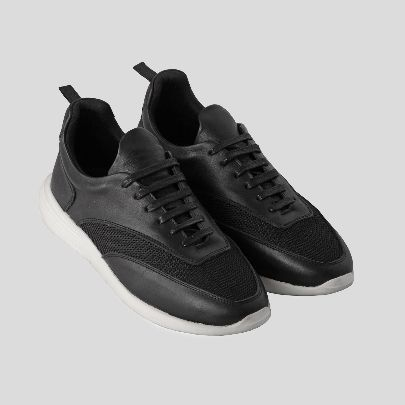 Picture of veda black sneakers