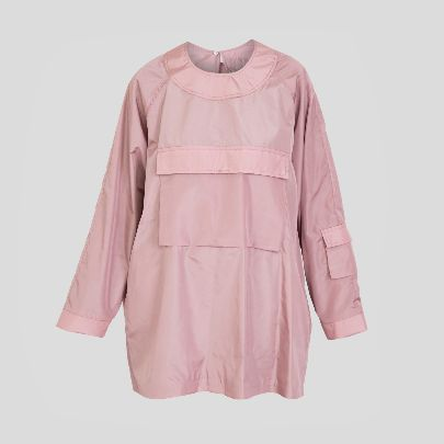 Picture of pink raincoat