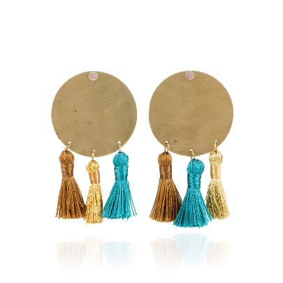 Picture of mangoole earrings