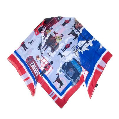 Picture of london scarf
