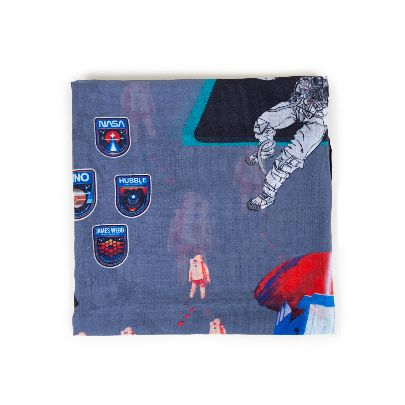 Picture of nasa scarf