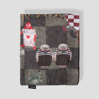 Picture of alice scarf