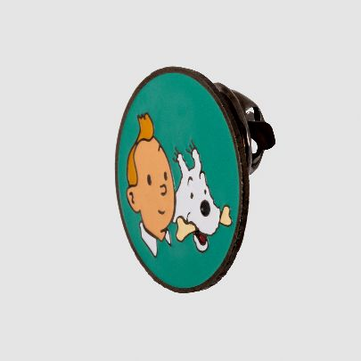 Picture of tintin pin