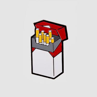 تصویر پین سیگار