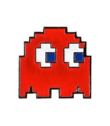 تصویر پین پکمن قرمز