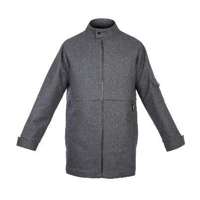 Picture of farda design grey melange jacket