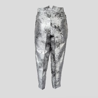 Picture of silver pants