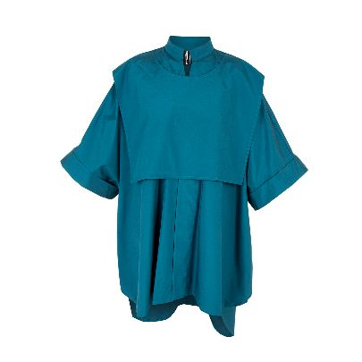 Picture of blue manteau