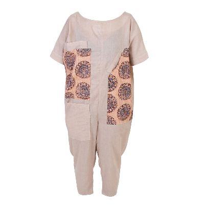 Picture of patterned overall
