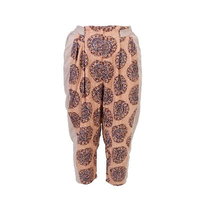 Picture of patterned pants