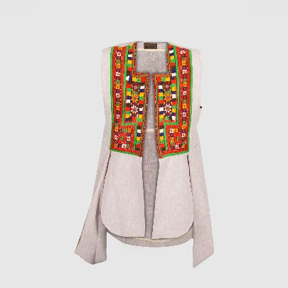 Picture of sanjrani baloch vest