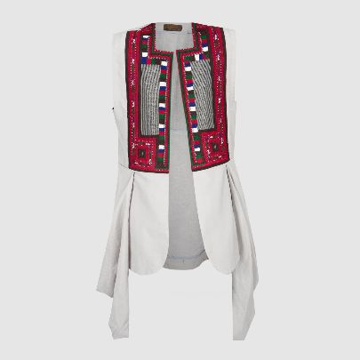 Picture of mastani string vest