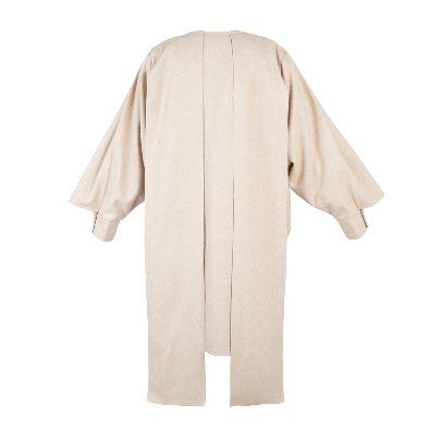 Picture of beige overcoat