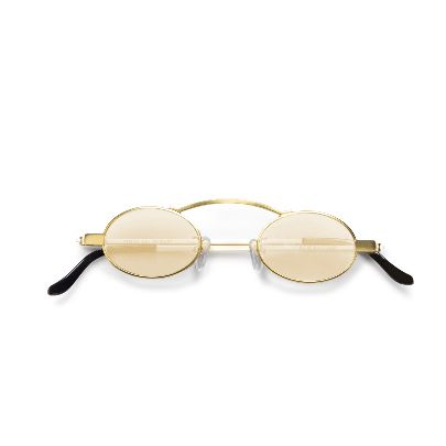 Picture of roberi & fraud gold doris 2.0  sunglasses