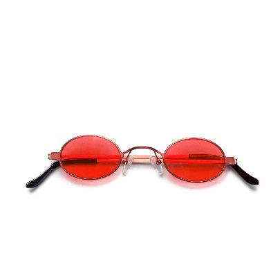 Picture of rober & fraud red doris sunglasses