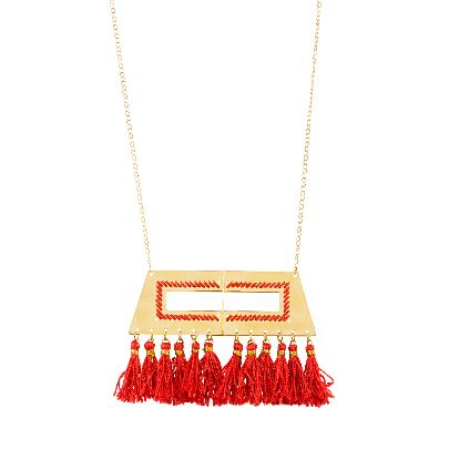 Picture of borque necklace