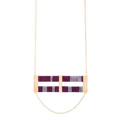 Picture of neqab necklace