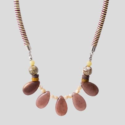 Picture of zamin necklace