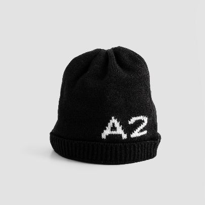 Picture of black a2 hat