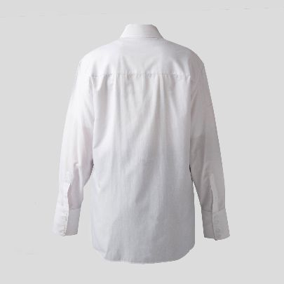 Picture of two layer white blouse