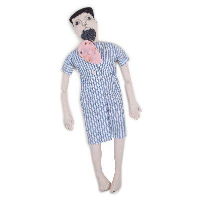 تصویر عروسک دکتر خرسند