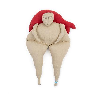 تصویر عروسک گوژ ماهی