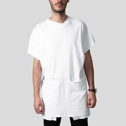 Picture of white tshirt