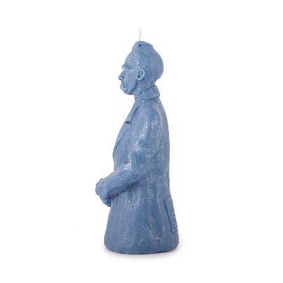 تصویر شمع نیچه آبی