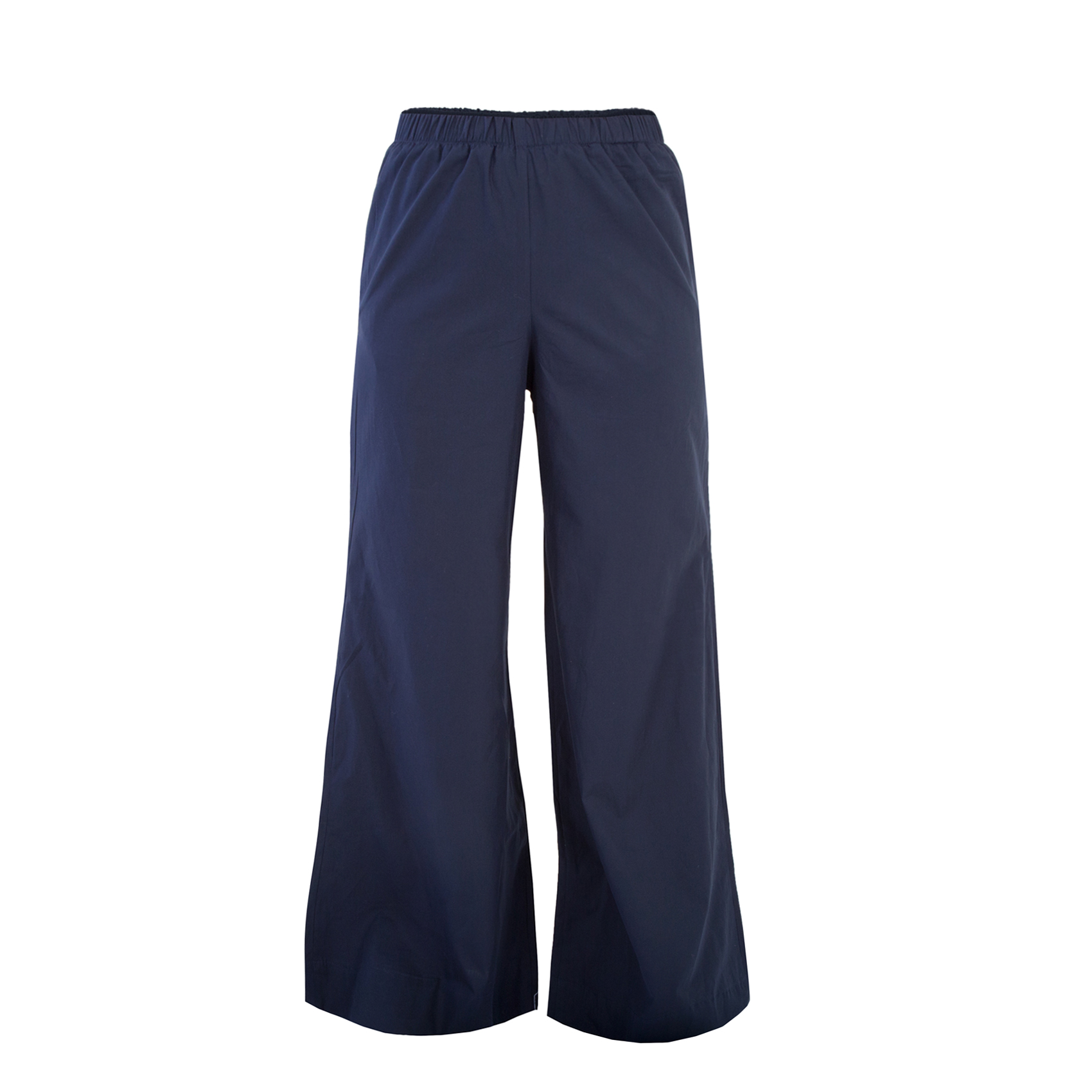Picture of navy blue trousers