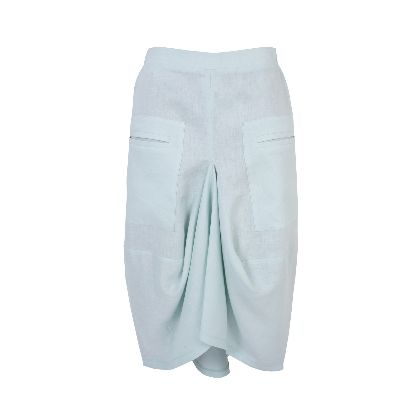Picture of two pocket skirt