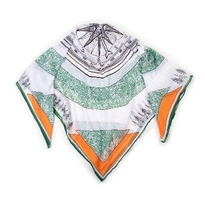 تصویر روسری قطب نما
