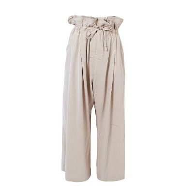 Picture of loose beige pants