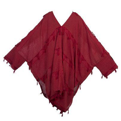 Picture of solmaz mahjoubifard red dress