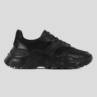 Picture of raido black sneakers