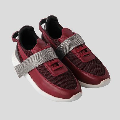 Picture of fando red sneakers
