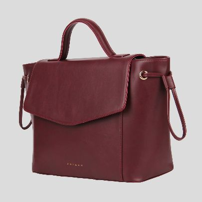 Picture of cynthia red bag