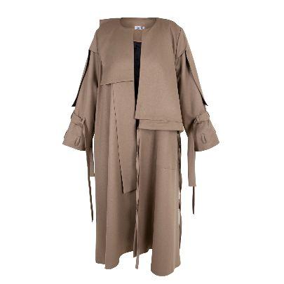 Picture of nescafe color raincoat