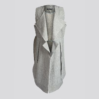 Picture of grey vest