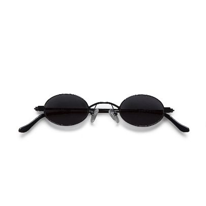 Picture of roberi & fraud black doris sunglasses