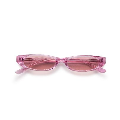 Picture of ٍroberi & fraud pink frances sunglasses