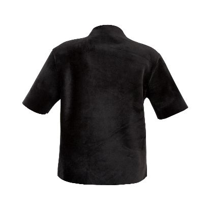 Picture of chapter 38 black velvet blouse