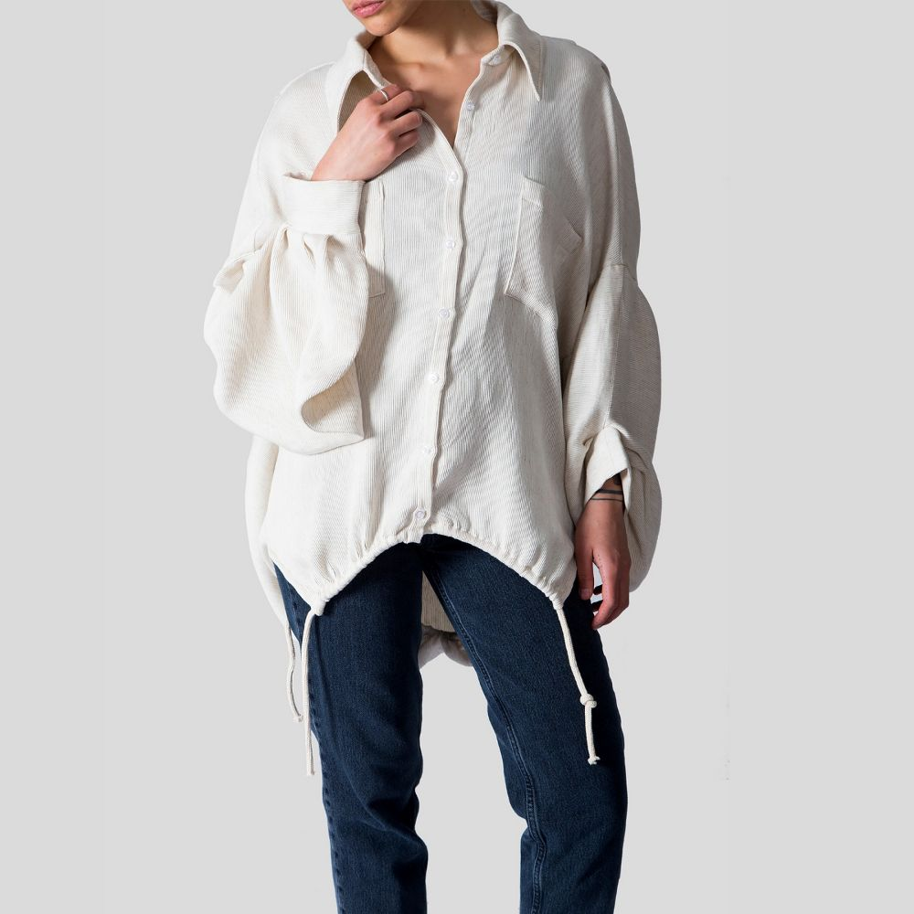 Picture of beige blouse