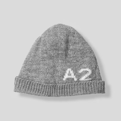 Picture of grey a2 hat