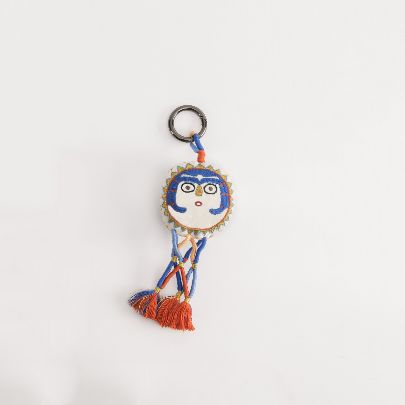 Picture of sun lady nile blue charm