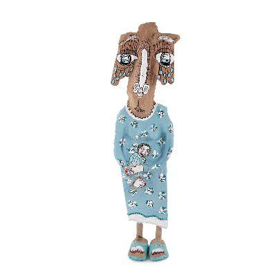 Picture of zinoo statue