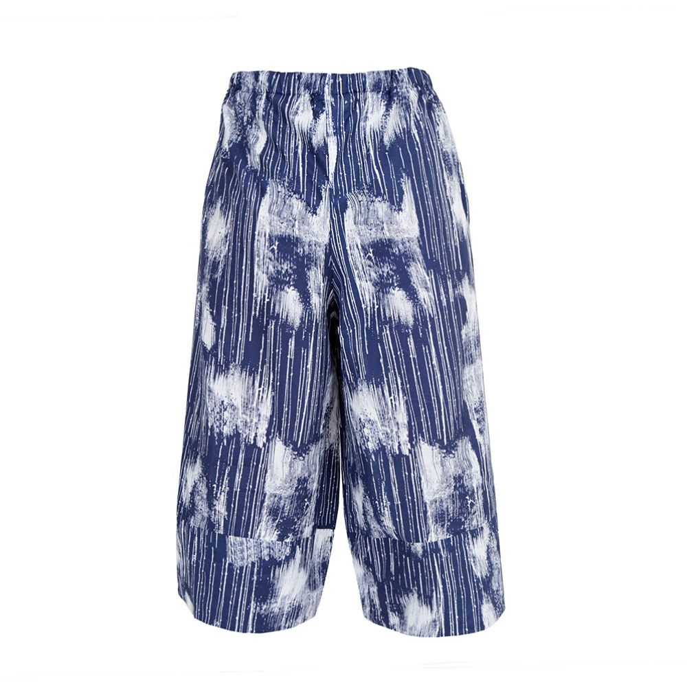 Picture of patterned trousers